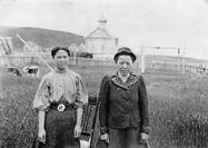 Соперничество русских и англичан на Аляске