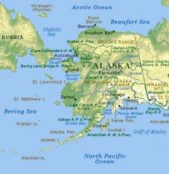 Первые русские, заселявшие Аляску