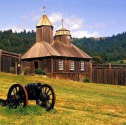 Форт-Росс 200 лет спустя