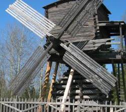 Ветряные мельницы Форт Росса