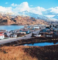 Самый странный город Аляски