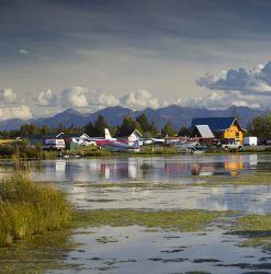 Разработка и обсуждение проекта продажи Аляски