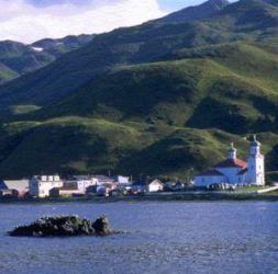 Остров Амакнак