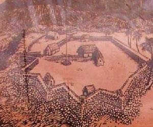 Елизаветинская крепость в США