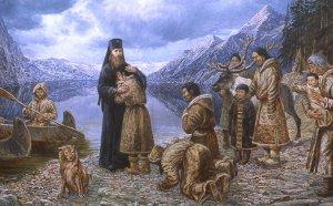 Христианство на Аляске.